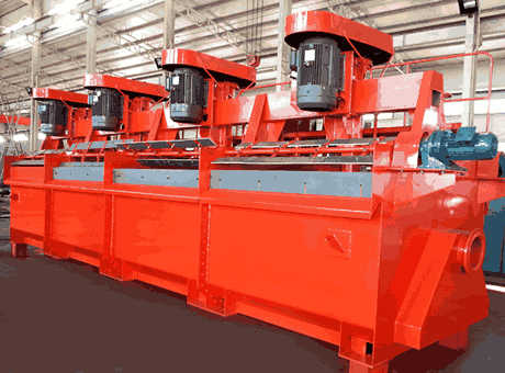 gold ore flotation machine south africa