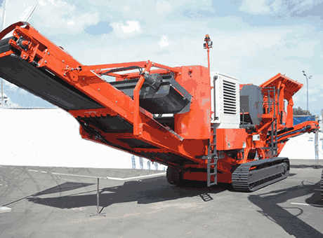 mobile screening crusher yifan