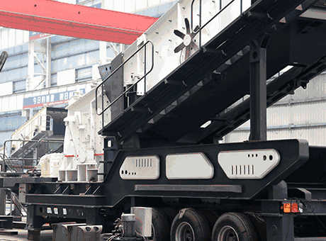 aggregate mobile crushing and screening equipment
