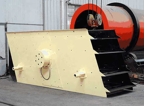 ore lumps fines screening specification size 30 10mm